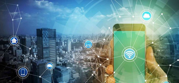 Connectivity in smart buildings