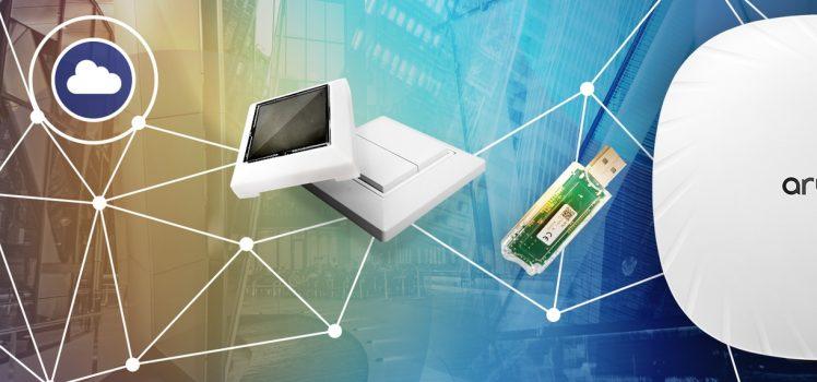 EnOcean und Aruba verbinden IoT und IT